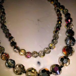 Jewelry - Watermellon Aurora Borealis